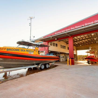 Broome Sea Rescue 103 Min